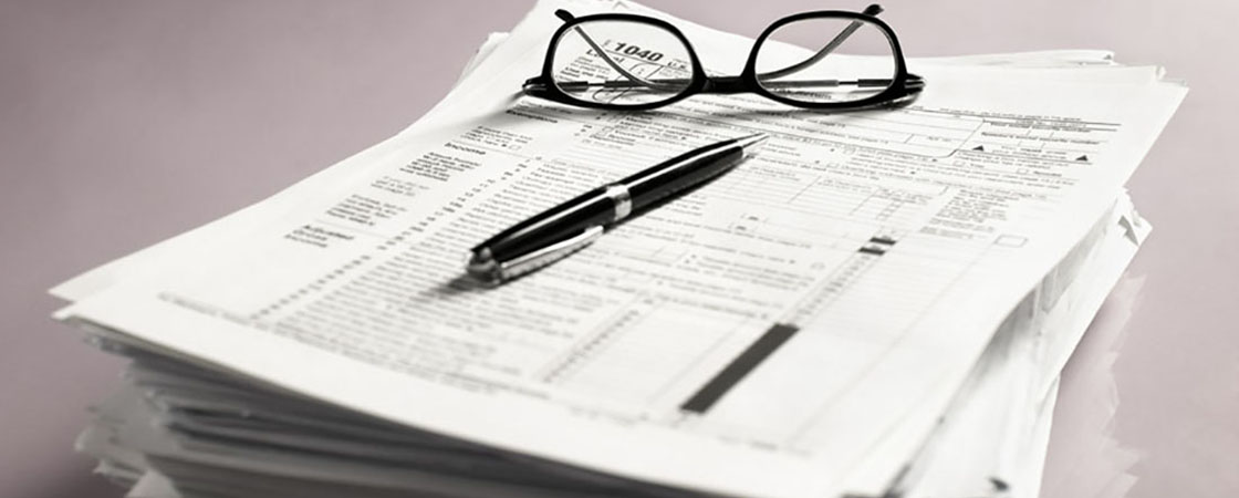 tax return paper Information for individuals on how to get a tax package, completing or sending a return, keeping records, interest and the late-filing penalty, authorizing a third.